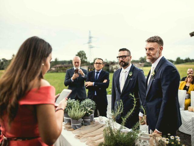 Il matrimonio di Marco e Michele a Milano, Milano 31