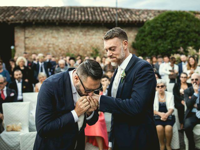 Il matrimonio di Marco e Michele a Milano, Milano 33