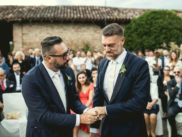 Il matrimonio di Marco e Michele a Milano, Milano 34
