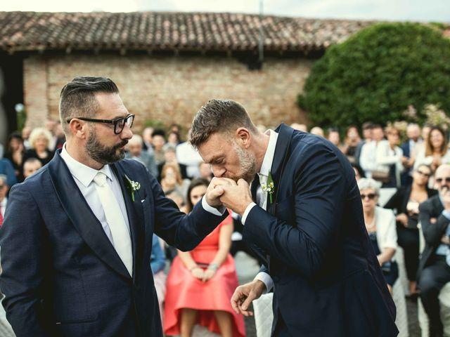 Il matrimonio di Marco e Michele a Milano, Milano 35