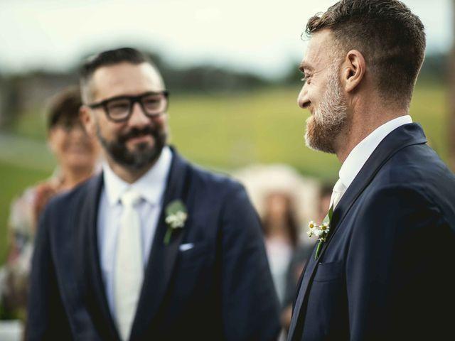 Il matrimonio di Marco e Michele a Milano, Milano 39