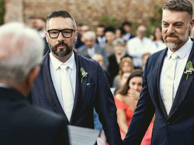 Il matrimonio di Marco e Michele a Milano, Milano 40