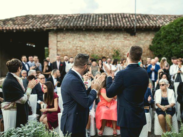 Il matrimonio di Marco e Michele a Milano, Milano 41