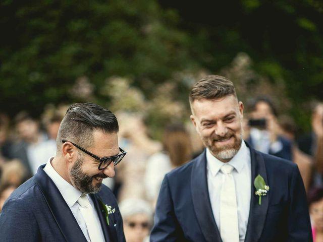 Il matrimonio di Marco e Michele a Milano, Milano 42
