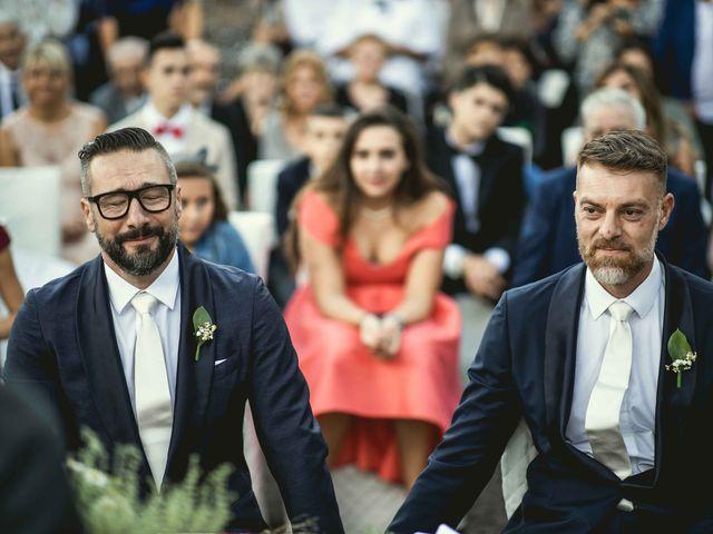 Il matrimonio di Marco e Michele a Milano, Milano 43