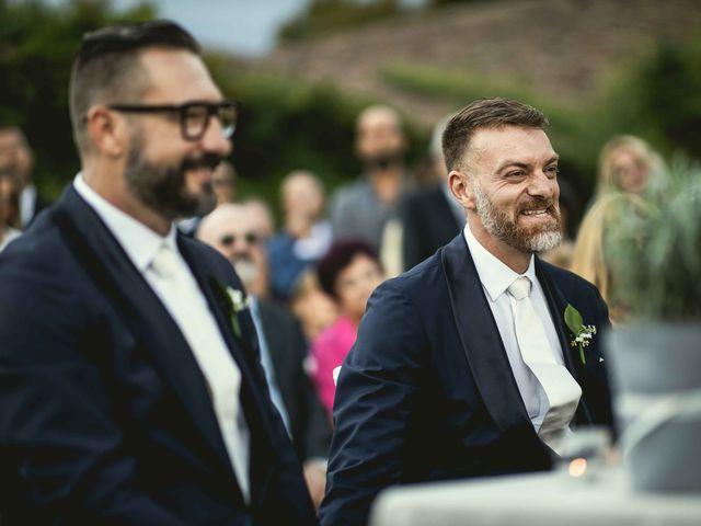 Il matrimonio di Marco e Michele a Milano, Milano 44