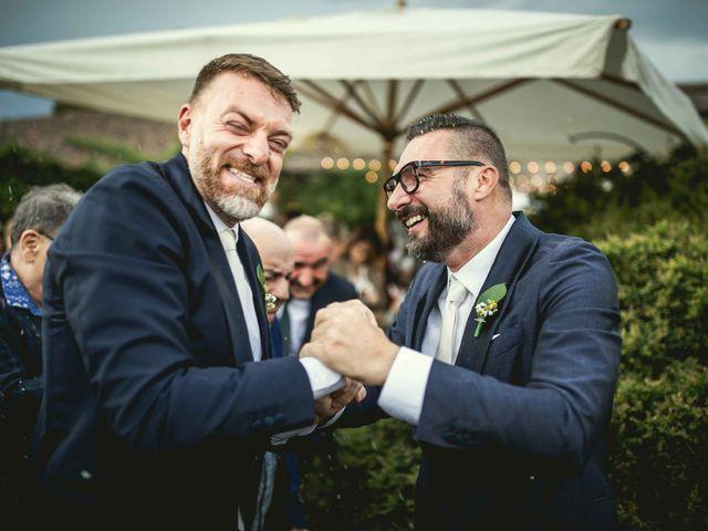 Il matrimonio di Marco e Michele a Milano, Milano 48