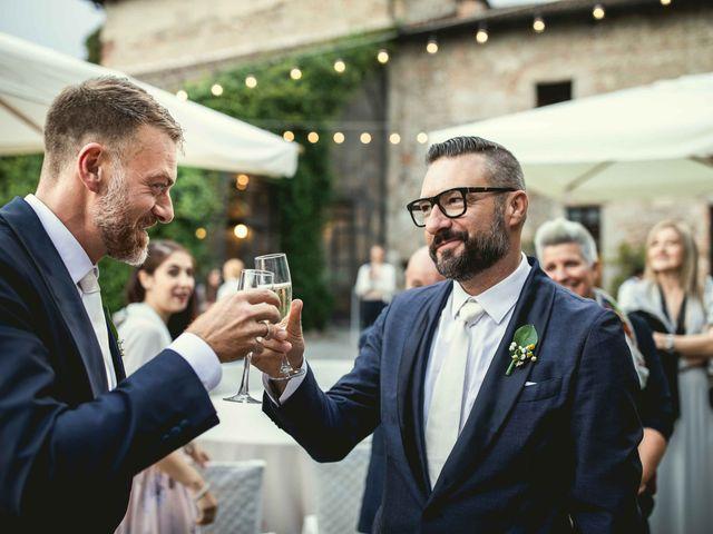 Il matrimonio di Marco e Michele a Milano, Milano 50