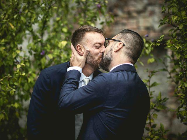 Il matrimonio di Marco e Michele a Milano, Milano 52