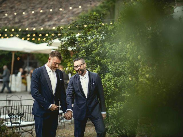 Il matrimonio di Marco e Michele a Milano, Milano 56