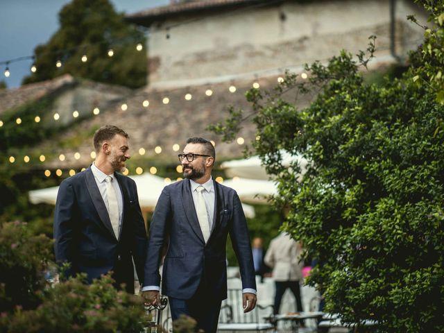 Il matrimonio di Marco e Michele a Milano, Milano 57