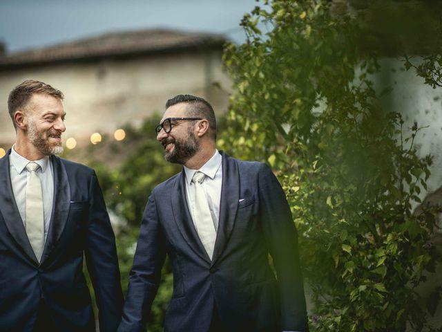Il matrimonio di Marco e Michele a Milano, Milano 58