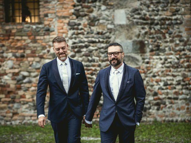 Il matrimonio di Marco e Michele a Milano, Milano 66