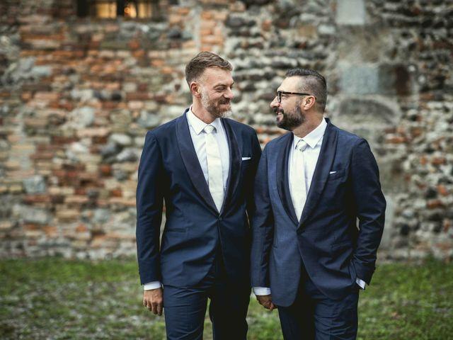 Il matrimonio di Marco e Michele a Milano, Milano 67