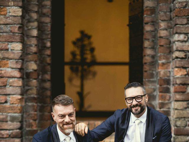 Il matrimonio di Marco e Michele a Milano, Milano 68