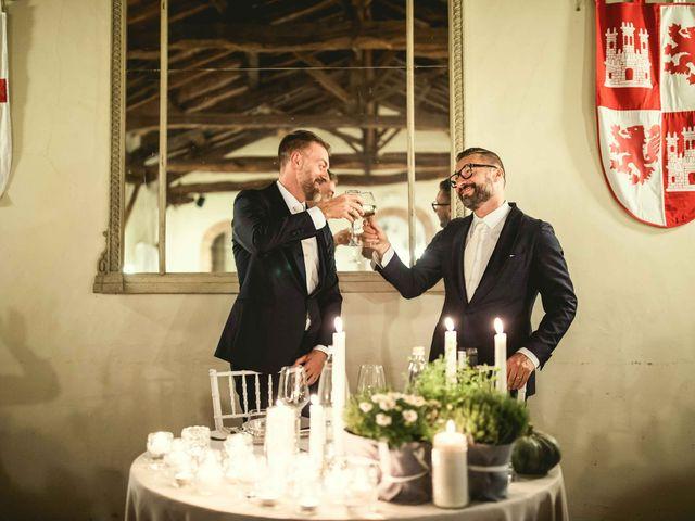 Il matrimonio di Marco e Michele a Milano, Milano 78