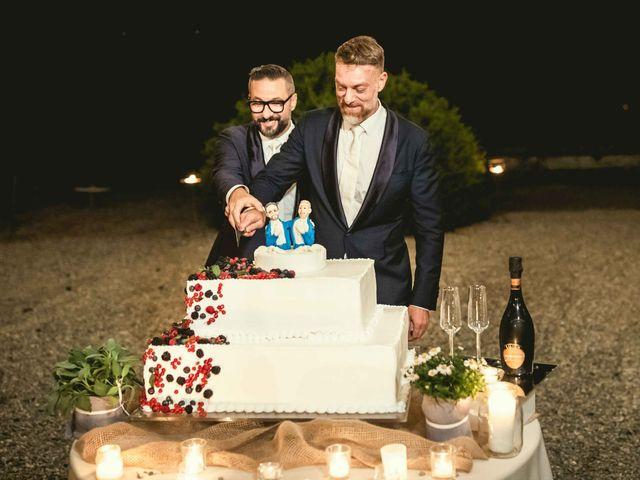 Il matrimonio di Marco e Michele a Milano, Milano 82