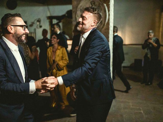 Il matrimonio di Marco e Michele a Milano, Milano 87