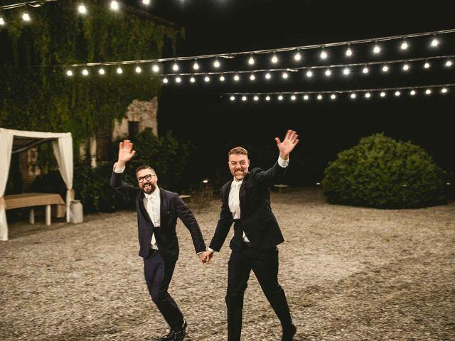 Le nozze di Michele e Marco