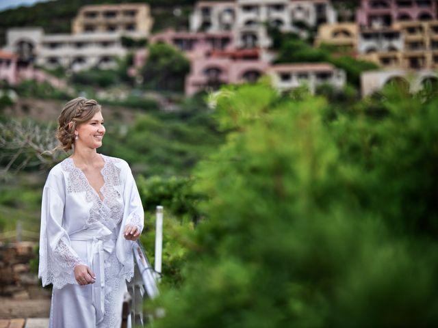 Il matrimonio di Daniele e Kateryna a Arbus, Cagliari 8