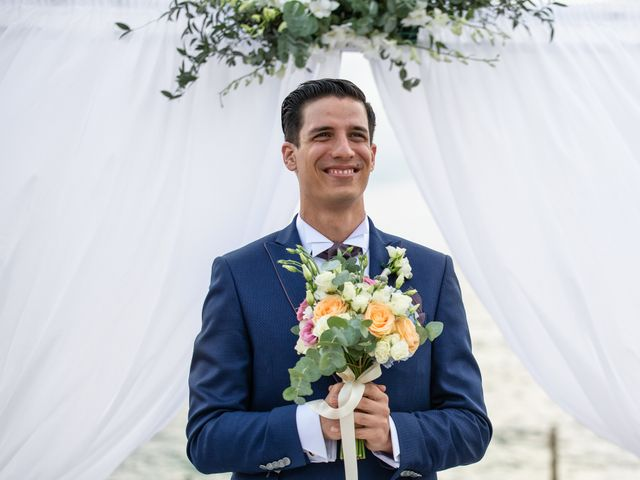 Il matrimonio di Daniele e Kateryna a Arbus, Cagliari 24