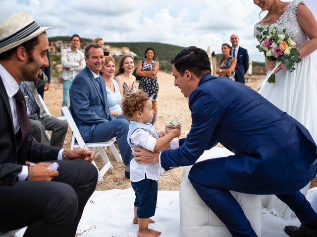 Il matrimonio di Daniele e Kateryna a Arbus, Cagliari 27