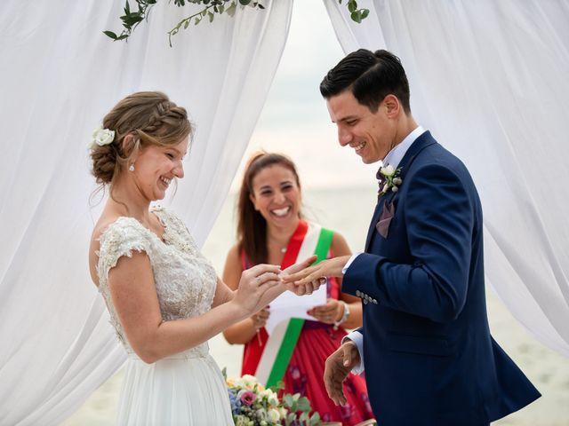 Il matrimonio di Daniele e Kateryna a Arbus, Cagliari 1
