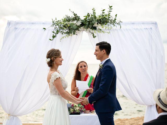 Le nozze di Kateryna e Daniele
