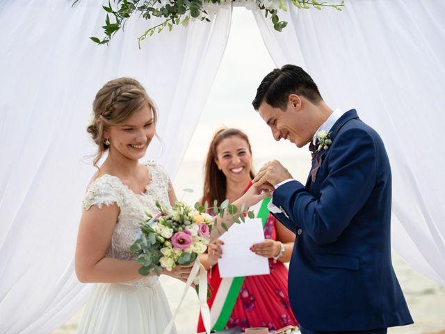 Il matrimonio di Daniele e Kateryna a Arbus, Cagliari 30