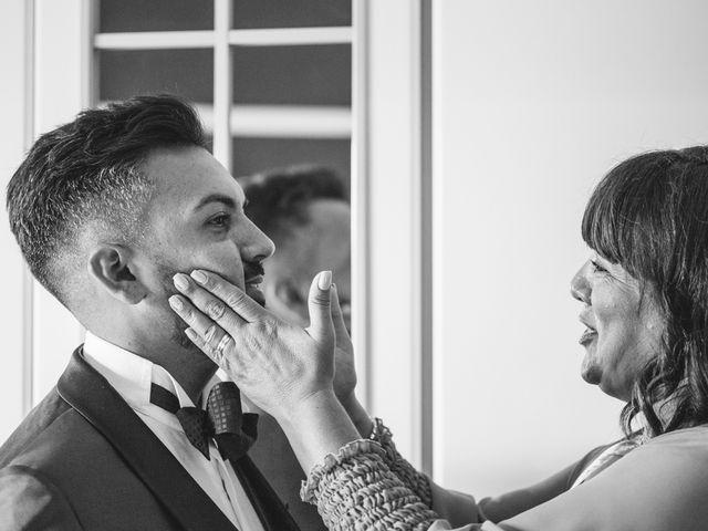 Il matrimonio di Manuel e Sabrina a Besozzo, Varese 5
