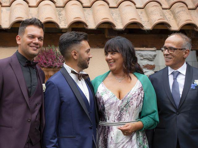 Il matrimonio di Manuel e Sabrina a Besozzo, Varese 9