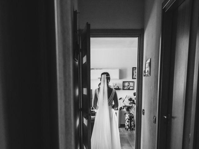 Il matrimonio di Manuel e Sabrina a Besozzo, Varese 17