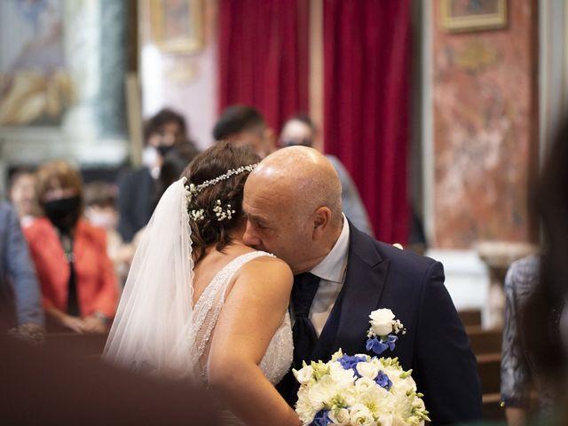 Il matrimonio di Manuel e Sabrina a Besozzo, Varese 20