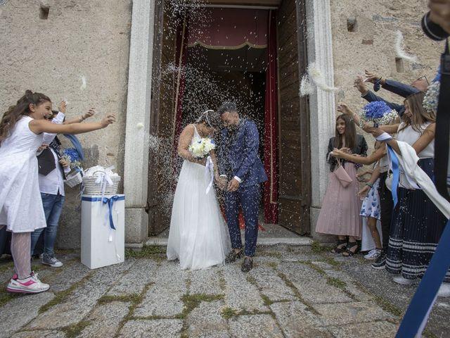Il matrimonio di Manuel e Sabrina a Besozzo, Varese 23