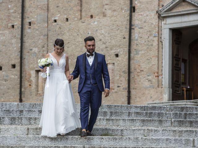 Il matrimonio di Manuel e Sabrina a Besozzo, Varese 24