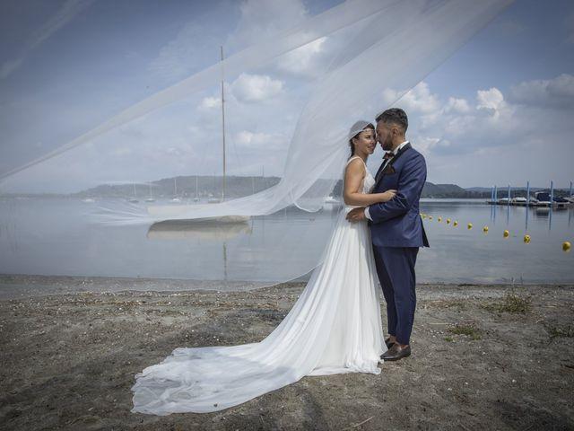 Il matrimonio di Manuel e Sabrina a Besozzo, Varese 1