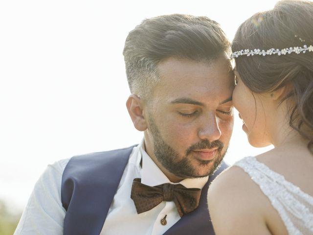 Il matrimonio di Manuel e Sabrina a Besozzo, Varese 35