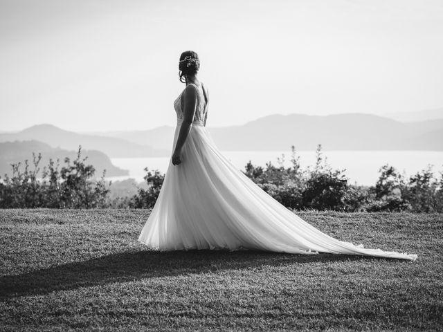 Il matrimonio di Manuel e Sabrina a Besozzo, Varese 36