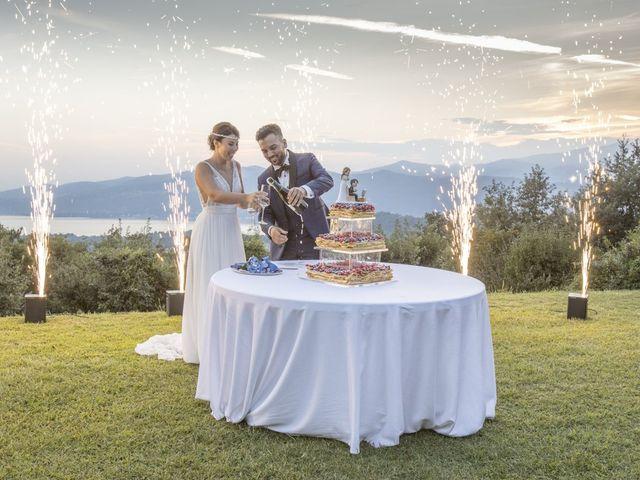 Il matrimonio di Manuel e Sabrina a Besozzo, Varese 39