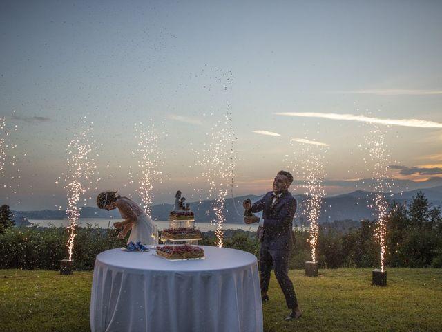 Il matrimonio di Manuel e Sabrina a Besozzo, Varese 40