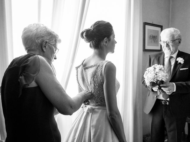 Il matrimonio di Pierdomenico e Silvia a Trezzano sul Naviglio, Milano 2