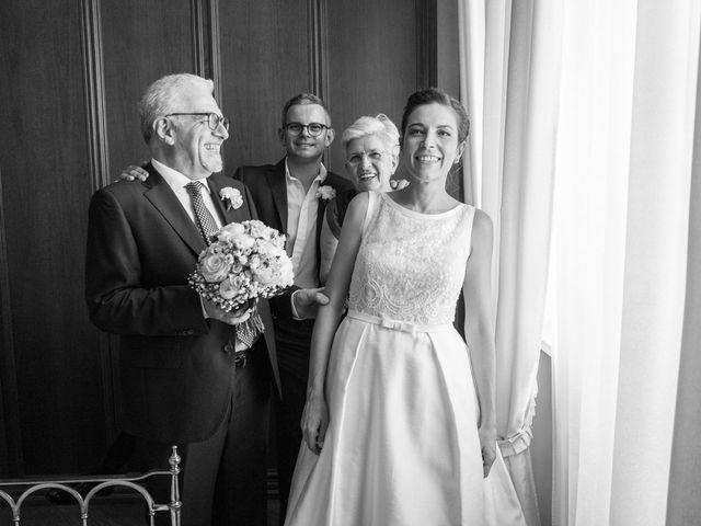 Il matrimonio di Pierdomenico e Silvia a Trezzano sul Naviglio, Milano 4