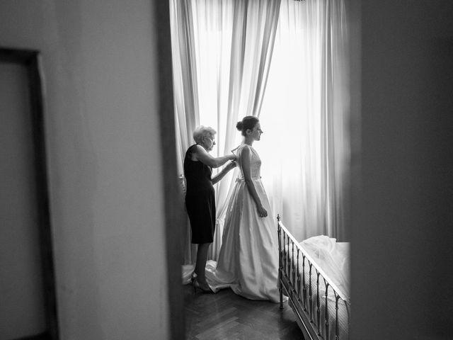 Il matrimonio di Pierdomenico e Silvia a Trezzano sul Naviglio, Milano 5