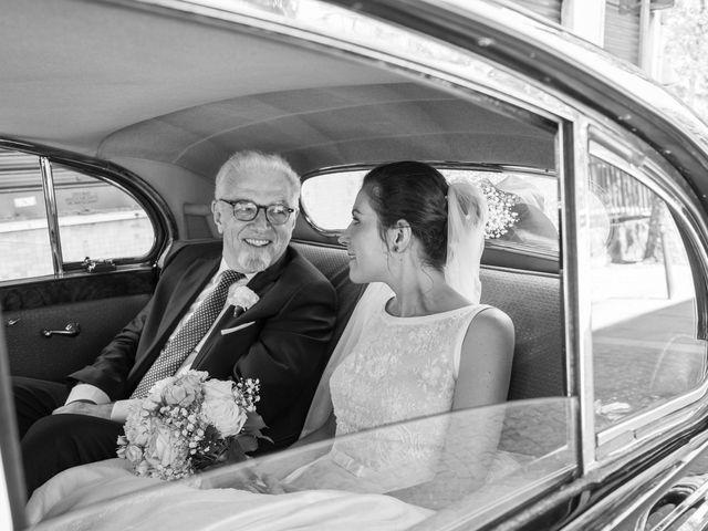 Il matrimonio di Pierdomenico e Silvia a Trezzano sul Naviglio, Milano 8