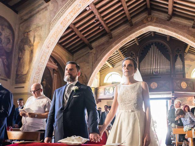 Il matrimonio di Pierdomenico e Silvia a Trezzano sul Naviglio, Milano 9