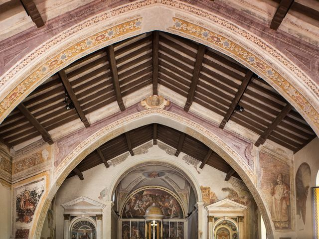 Il matrimonio di Pierdomenico e Silvia a Trezzano sul Naviglio, Milano 10