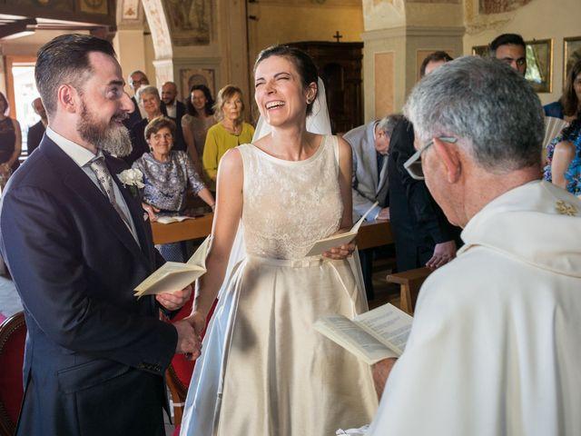 Il matrimonio di Pierdomenico e Silvia a Trezzano sul Naviglio, Milano 11