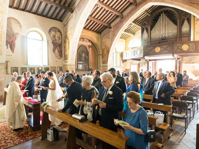 Il matrimonio di Pierdomenico e Silvia a Trezzano sul Naviglio, Milano 12
