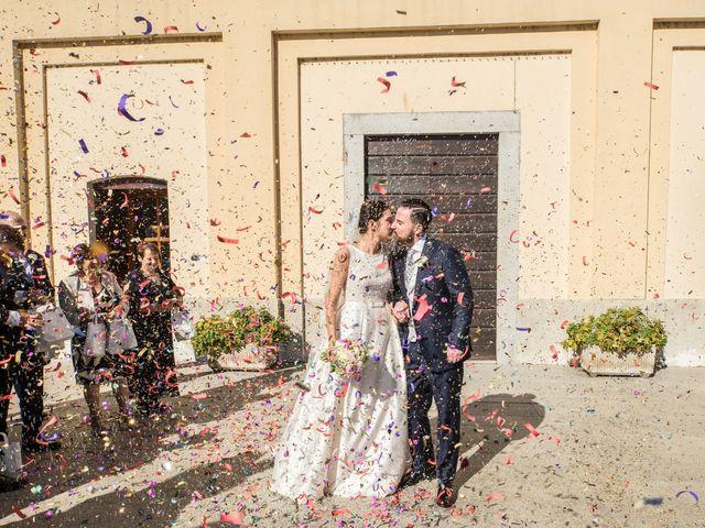 Il matrimonio di Pierdomenico e Silvia a Trezzano sul Naviglio, Milano 14