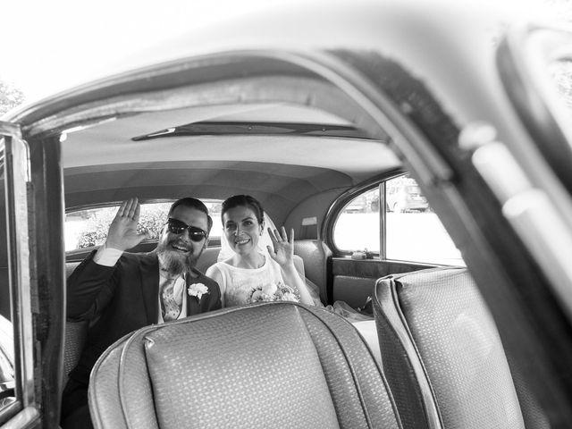 Il matrimonio di Pierdomenico e Silvia a Trezzano sul Naviglio, Milano 16